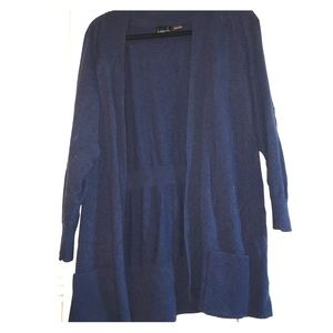 kersh Sweaters - Navy cardigan