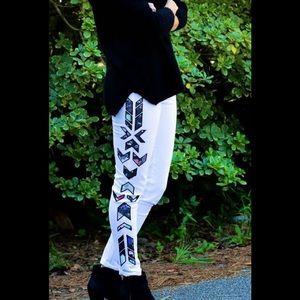 Rebecca Minkoff Denim - Rebecca Minkoff White Denim with seam details