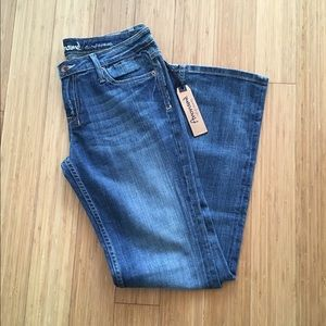Cult of Individuality Denim - NWT-Cult of Individuality-chrissy straight leg