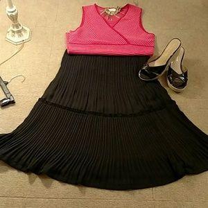 Allison Taylor  Dresses & Skirts - Pleated skirt .. Trending now.