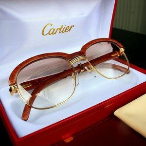 Cartier Other - Vintage Cartier Malmaison Palisander