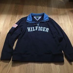 Tommy Hilfiger Other - Tommy Hilfiger Size 7 Half Zip Sweatshirt