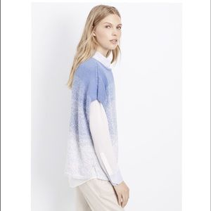 Vince Sweaters - 🆕NWT Vince short sleeve cocoon sweater SZ XXS