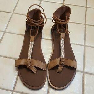 Sanuk Yoga Tierra sandals
