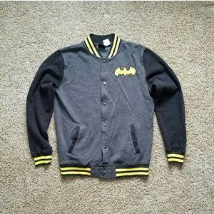 Batman Other - Batman Letterman Varsity Jacket