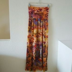 Jean Paul Gaultier Dresses & Skirts - Jean paul gaultier mesh maxi