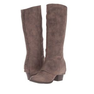 Fergalicious Shoes - 💞SALE💞Lundry Taupe Tall Boots