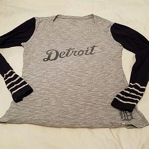 47 Tops - Detroit Tigers LS Shirt