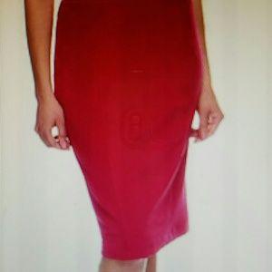 George Simonton Dresses & Skirts - SIMONTONSays by George Simonton magenta skirt