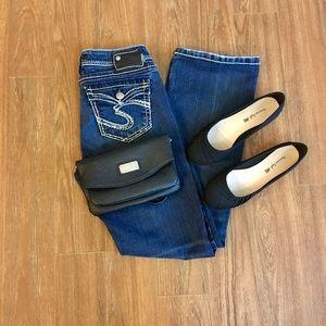 Silver Jeans Denim - Silver Natsuki Flap Jeans 28x31