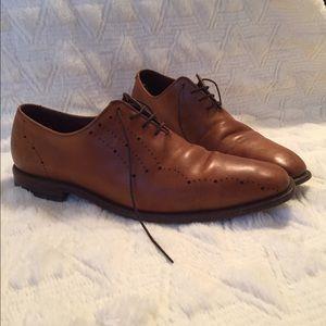 Allen Edmonds Greenwich Leather Shoe