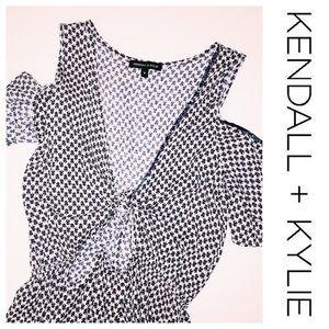Kendall & Kylie Pants - Kendall & Kylie romper