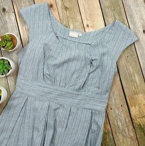 eShakti Chelsea Textured Dress