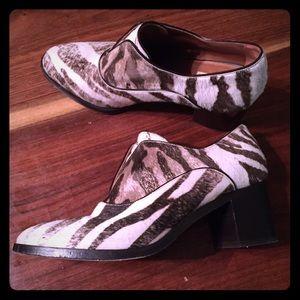 Reed Krakoff Shoes - Wow! Reed Krakoff pony hair booties!