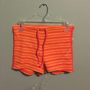 Vintage Other - Vintage High Waisted Swim Shorts