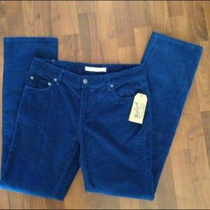 Woolrich Denim - NWT Ladies Corduroy Pants