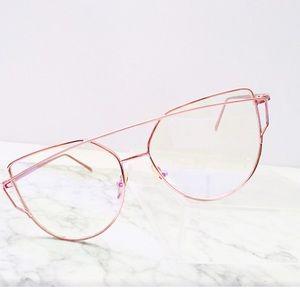 "🌄 "" Skyline Pink "" Cat Eye Frames 🌄"