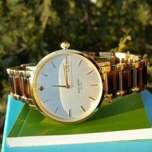New Kate spade Gramercy Grand watch 1YRU0703
