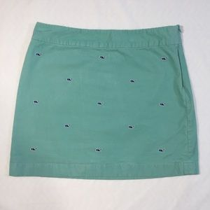 Vineyard Vines Dresses & Skirts - Vineyard Vines Whale Corduroy Skirt Size 4