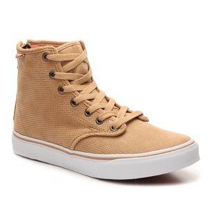Vans Shoes - Vans Camden Hi Perforated High-Top Sneaker shoes