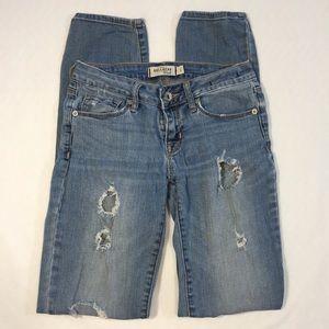 Bullhead Denim - Bullhead Black Skinny Jeans Size 1