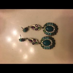 Ann Taylor loft earrings!