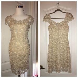 Betsy & Adam Dresses & Skirts - ⭐️Gorgeous Lace Dress!⭐️