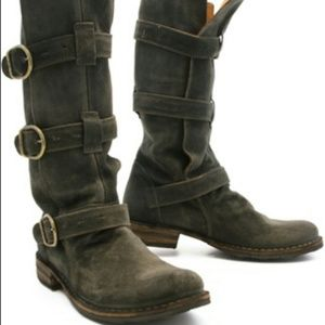 Fiorentini + Baker Shoes - {Fiorentini+Baker} 7040 Eternity Motorcycle Boots