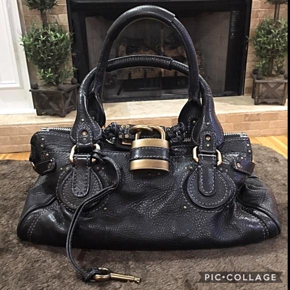 Chloe Handbags - SALE! CHLOE Paddington Bag in Excellent Condition! f34d1a90bf774