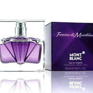 Montblanc Other - FEMME DE MONT BLANC FOR WOMEN-EDT-SPR-1.7 OZ-50 ML