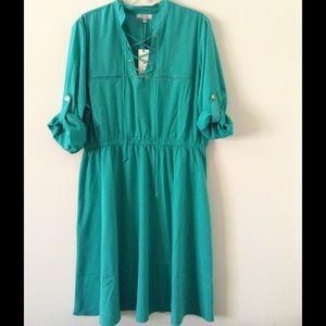 Dresses & Skirts - NWT Shirtdress