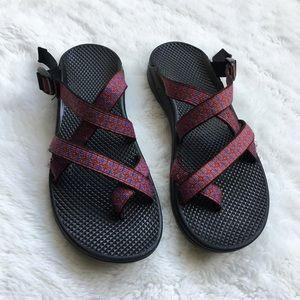 Chacos Shoes - Chaco Women's Purple Slip on sandals size 10