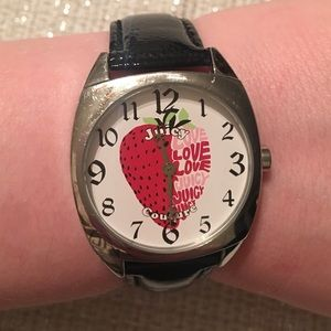 Juicy Couture Accessories - Juicy Couture Strawberry Watch