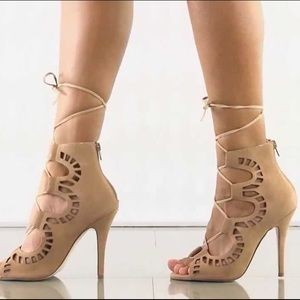 Modern vice Shoes - Ghillie pump by modern vice