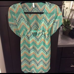 Swimsuit cover up new with tags