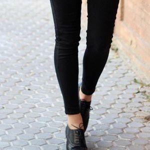 Report Signature Shoes - Report Signature - Black Cutout Oxfords