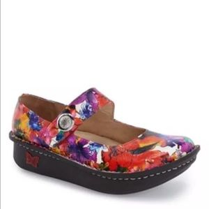 Allegri Shoes - Algeria shoes Paloma slip on iris leather size 37