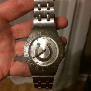 Game Time Other - Indianapolis colts watch silver