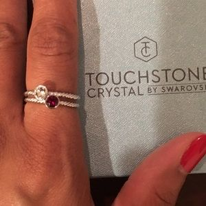 a3a055cad3112 Birthstone rings - TWO for the price of one!