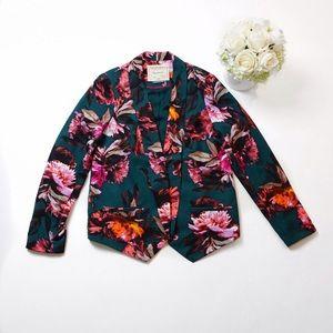 Anthropologie Jackets & Blazers - Anthropologie Cartonnier Floral Blazer 🌺