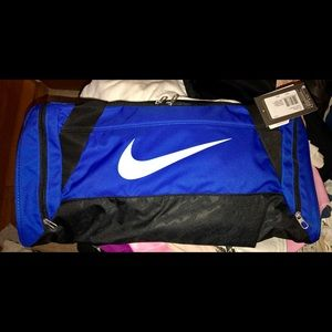 Blue Nike Gym Bag