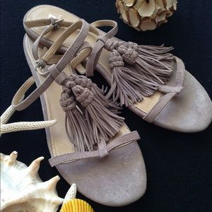 Marc Fisher Shoes - MARK FISHER Flat Sandals. NWT