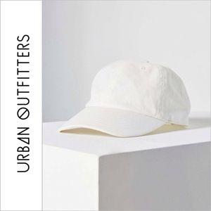 Urban Outfitters Accessories - Urban Outfitters UO BDG Washed Canvas Baseball Cap