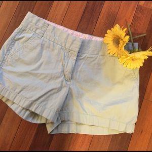 J. Crew Factory Pants - J.  Crew Chino Shorts Size 6