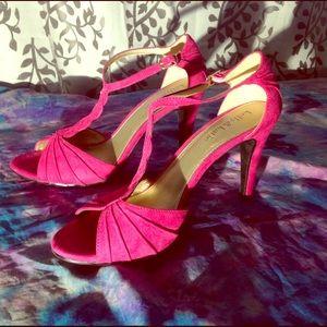 Kelly & Katie Shoes - Pink heels