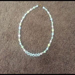 Other - Girls Amanda necklace