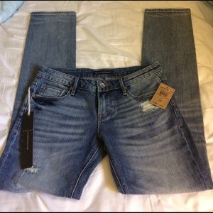 Cult of Individuality Denim - Cult of Individuality straight jeans