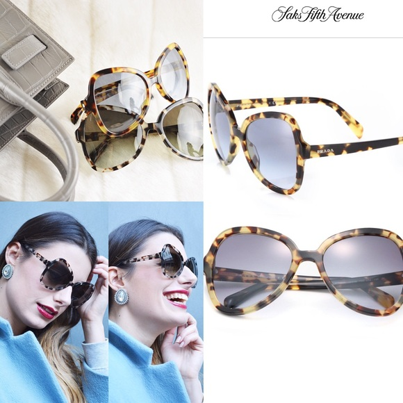 cb53a9b9028 Prada Butterfly Sunglasses