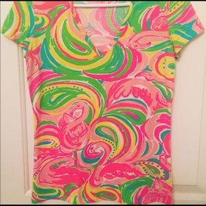Lilly Pulitzer Tops - Lilly Pulitzer Michele Top