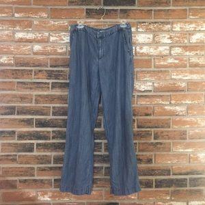 Liz Claiborn linen jeans